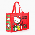 "Hello Kitty ""Holiday"" Large Shopping Tote"