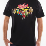 "tokidoki x Street Fighter ""Put Em Up"" tee"