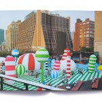 """""""We Are Friendswithyou"""" Book -Rainbow City Installation in NYC"""