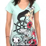 "tokidoki ""Lost At Sea"" Tee"
