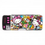 "tokidoki x Hello Kitty ""Reunion"" Deluxe Pencil Case"