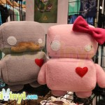 Moustache & Miss Jellybot Plushes!