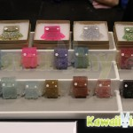 Various Jellybot resin toys & magnets