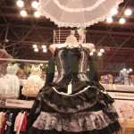One of several Gothic Lolita dresses for sale by Rakuen Fashion