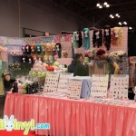 Tasty Peach Studios Booth at NYCC 2014