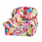 Yummy World allover Print Chair