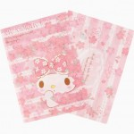 "My Melody ""Cherry Blossom"" Clear File Set"