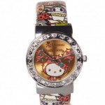 "Tokidoki for Hello Kitty Summer 2015 ""Safari Wrist Watch"""