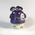 "64 Colors ""Mushroom Drop - Purple"" Custom Gumdrop"
