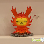 """The Fire Dancer"" is happy to found a new home as well."