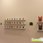 Wall of custom Dunnys. So many to choose from!