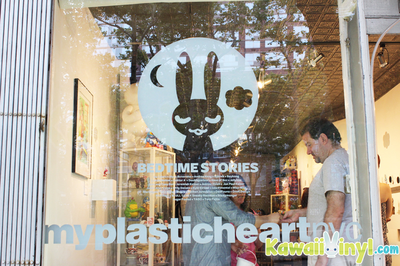 """Bedtime Stories"" at My Plastic Heart"