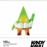 "Super 7 ""Key Lime"" Pie Guy"
