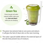 Etude House Green Bubble Tea Sleeping Pack