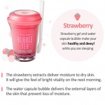 Etude House Strawberry Bubble Tea Sleeping Pack