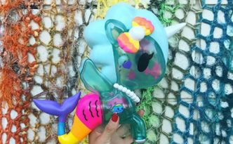 Wishlist Wednesdays: tokidoki Aquamarina 10-Inch Mermicorno
