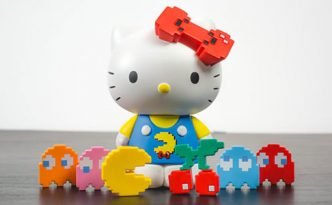 BAIT x Pacman x Hello Kitty Collection
