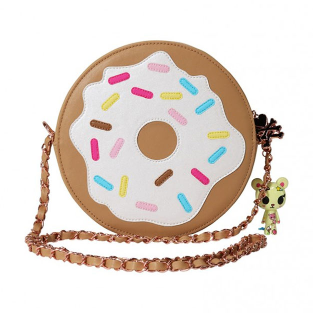 tokidoki Sweet Gift Donutella Donut Crossbody Bag