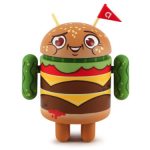 """2x2 Burger"" Android by Scott Tolleson"