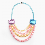 "Onch Movement x Hello Kitty ""Dear Daniel"" Necklace"