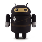 """Wee Ninja"" Android by Shawnimals"