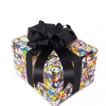 "Tokidoki ""All Stars"" Wrapping Paper"