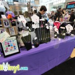 More plushes and jewelry by House of Darkly. Wish we took more pictures of these amazing pieces!