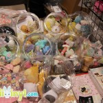 Plush keychains and stationary