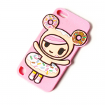 """Neon Star by Tokidoki"" Donutella Case for iPod Touch 5"
