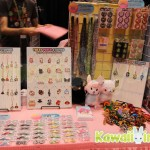 Charms, jewelry, barrettes, pins,  lanyards, and plushes for sale. Check out a limited amount of their Sailor Moon charms!