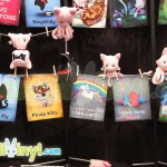 Tentacle Kitty plushes and prints, oh my!