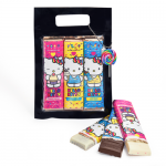 "Hello Kitty x Dylan's Candy Bar ""3 Bar"" Chocolate Bar Bag"