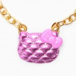 """Onch Movement x Hello Kitty """"Cushion"""" Necklace"""