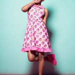 """The Simpsons x Hello Kitty """"Sprinkle Donuts"""" Ruffle Collar Dress by JapanLA Clothing Company"""