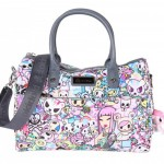 tokidoki Spring Dreams Bowler Bag